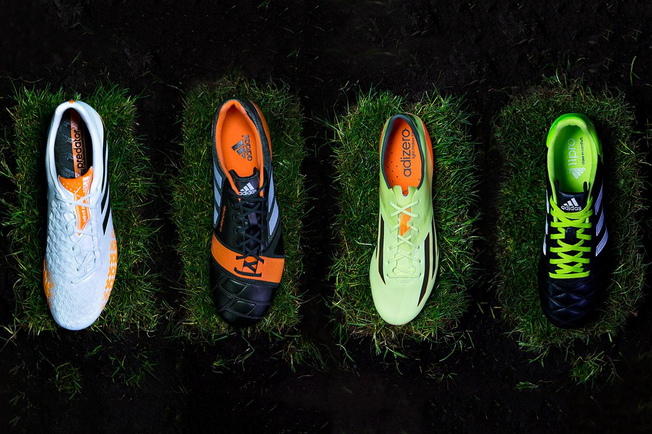 adidas 2014 soccer catalogues