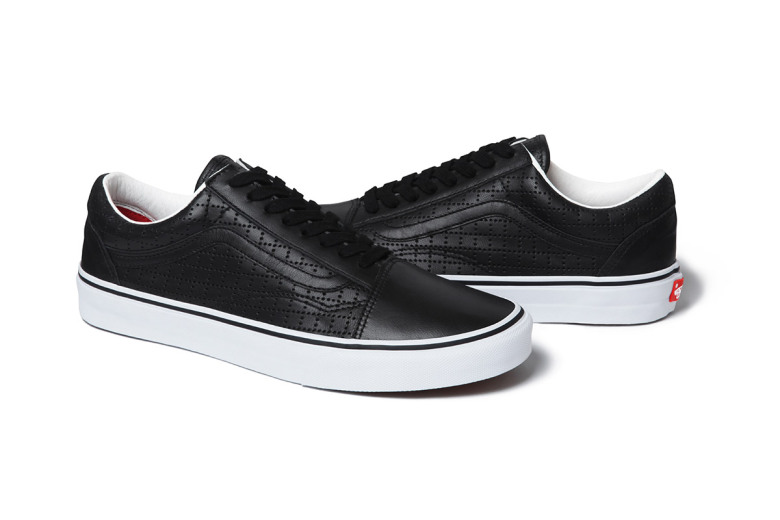a17731ca8c644 This New Supreme x Vans Could Make The NYPD A Little Anxious ...